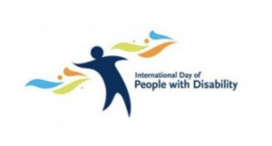 International Day of People with Disability Award logo
