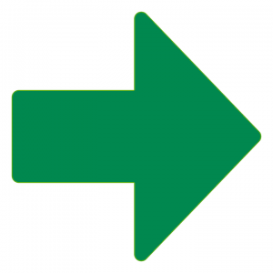 green arrow pointing right